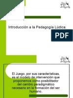 Pedagogía Lúdica PWP