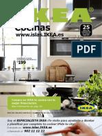 Catalogo IKEA Cocinas 2014 Canarias