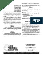 Declaração de Retificação n.º 20/2015
