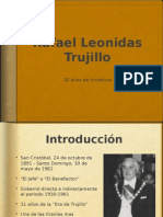 Trujillo, vida e historia