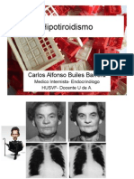 Presentación_Enfoque Paciente Con Hipotiroidismo