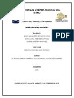 Catálogo de Herramientas Digitales