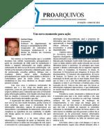 8 Edição - Jornal ProArquivos