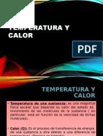 Temperatura y Calor 1