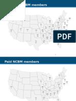 NCBM Membership Map.pptx