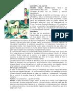 Analisis de Andanzas y Malandanzas