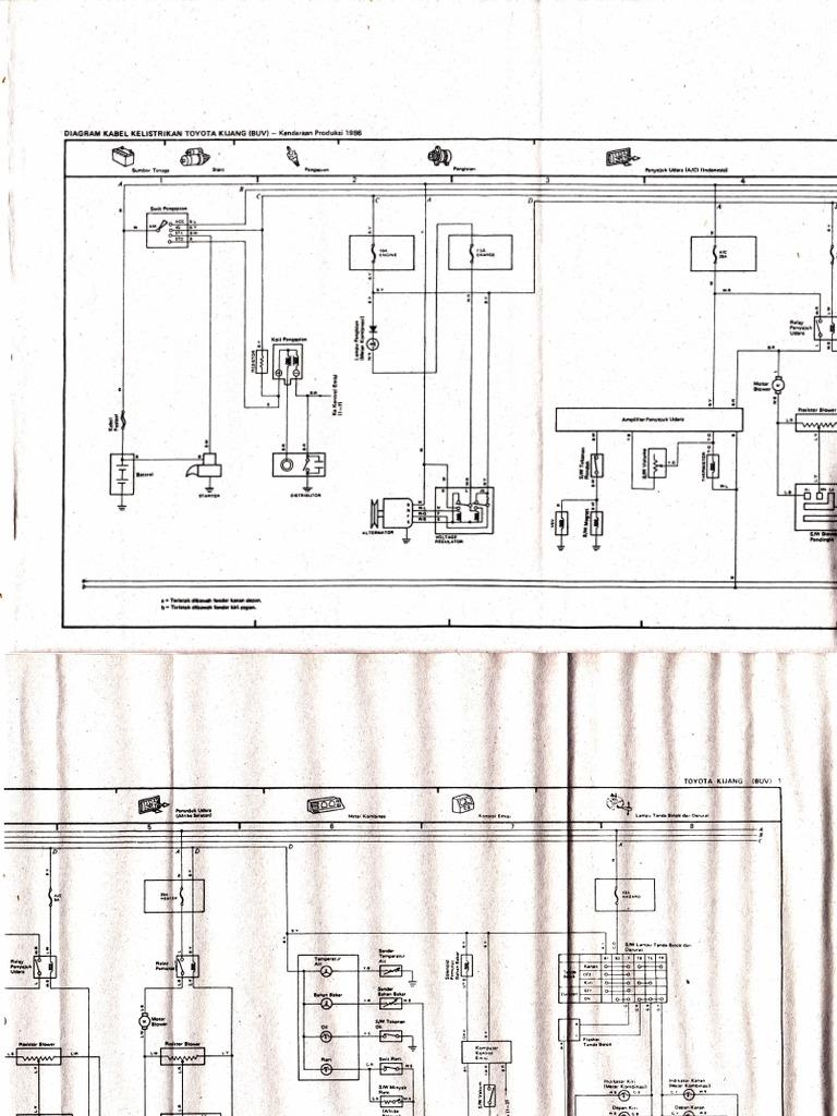 toyota alternator wiring diagram 5k all wiring diagram Toyota Tacoma Alternator Wiring Diagram toyota 5k wiring diagram wiring diagram library toyota gm alternator swap toyota alternator wiring diagram 5k