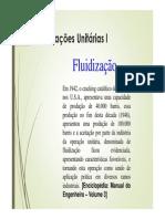 Fluidização 26-05-2015