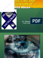 Prevention and Identification of Child Abuse