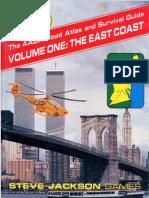 AADA Road Atlas Vol 1 - The East Coast II