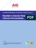 Davao Gulf Hydrodynamic Model