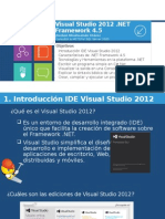 Visual Studio 2012 .Net Framework