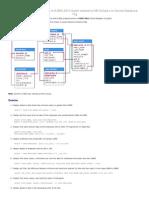 HR Schema Queries and PL_SQL Programs