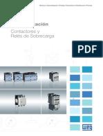 WEG Contactores y Reles de Sobrecarga 50036562 Catalogo Espanol(1)