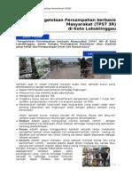 Proposal CSR Pengelolaan Persampahan Di Kota Lubuklinggau