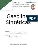 petroleo informe