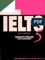 Cambridge IELTS Practice 5