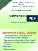 Separacion Solido liquido