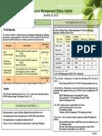asu project summary report jan