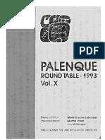 Desarrollo Arquitectónico Del Grupo Norte de Palenque_Tovalín y Ceja