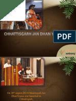 Know More About Chhattisgarh Jan Dhan Yojana