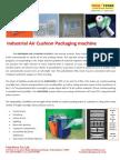 Industrial Air Cushion Packaging Machine AIRPAK600
