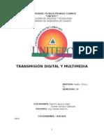 Televisión Digital y Multimedia