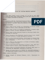 Curriculum Vitae de Victor Brenes Jimenez