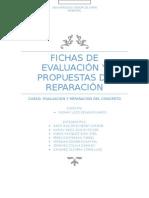 Fichas de Reparacion