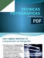 03  TECNICAS FOTOGRAFICAS
