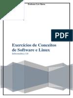 Exercício de conceitos linux