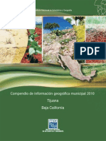 Compendio de Informacion Geografica Municipal de Tijuana 2010