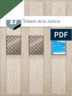 Informe Estado de La Justicia 2015