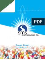 SMS Pharmaceuticlas 2014