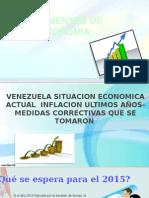 Economia Actual en Venezuela