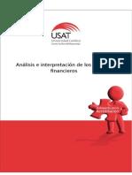 Analisis Financiero-razones-Vertical y Horizontal