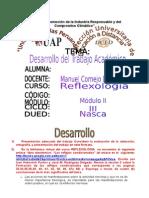 Tra. Reflexologia III ciclo