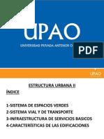 Estructura Urbana 2