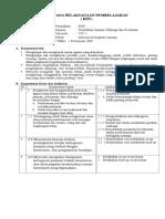 RPP Akt.kebugaran Jasmani