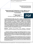 1.Experimental Evaluation of the Effects of a Research-Based Preschool Mathematics Curriculum.pdf