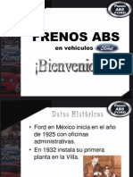 Platica ABS Ford