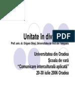 Unitateindiversitate-prezentareSilas