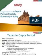 3(B) Gupta & Post-Gupta Period.ppt