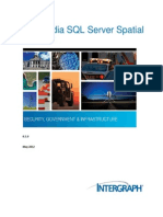 GeoMedia SQL Server Spatial User Guide_06.01.00