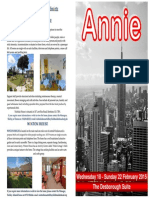 annie programme final - for print