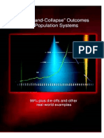 Climb-and-Collapse Outcomes in Population Systems