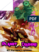 Planet Crashers 48 Hour RPG
