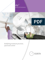 Elekta Infinity™ brochure