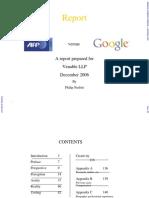 AGENCE FRANCE PRESSE v. GOOGLE INC. - Document No. 56
