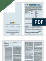 LIC Amulya Jeevan Policy Form